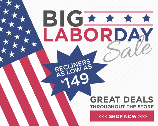 Big Labor Day Sale